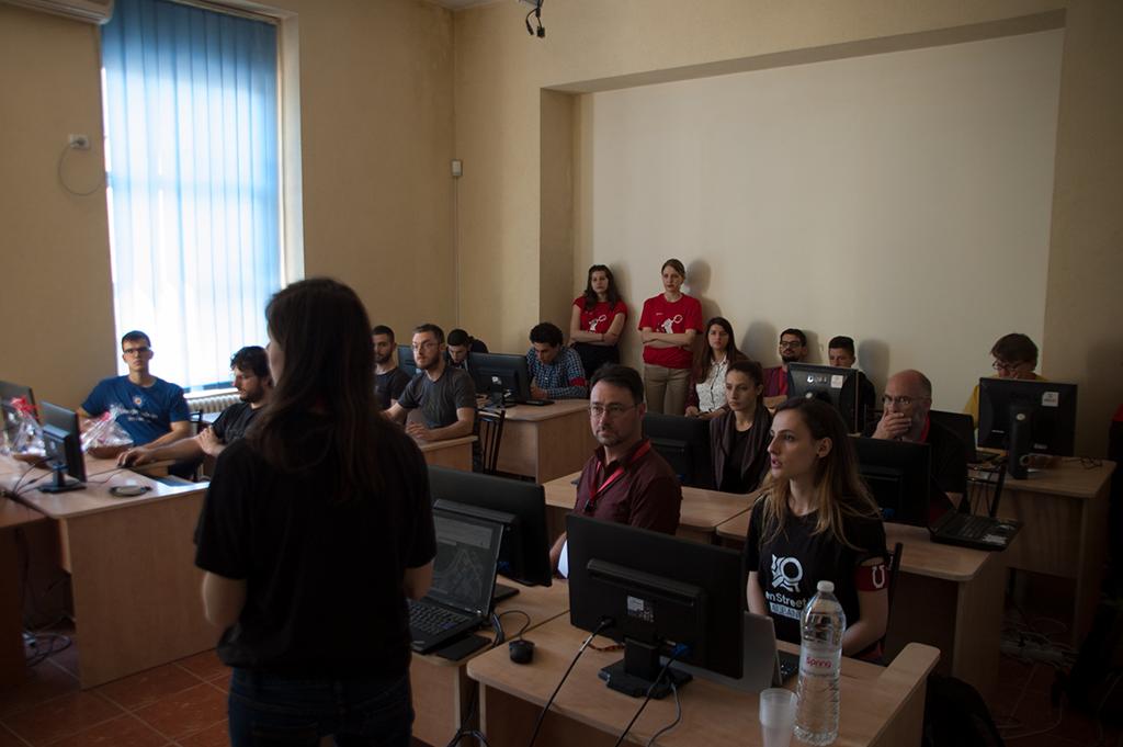 Atelier OSM Albania